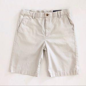 Vineyard Vines Breaker shorts stone khaki boy 14